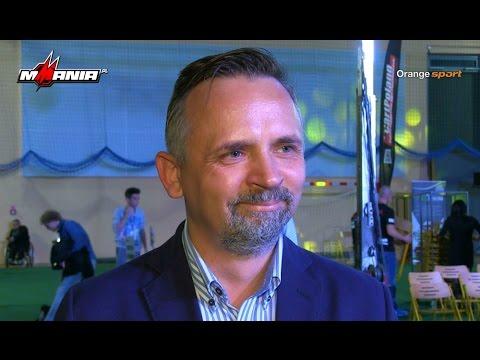 Burmistrz Mińska Mazowieckiego Marcin Jakubowski z uznaiem o gali Grappler Night 4