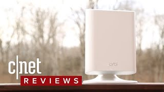 Netgear Orbi Outdoor Satellite Wi-Fi extender review