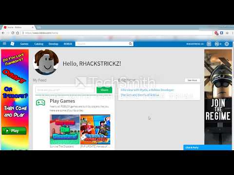 how to get robux in roblox 2017