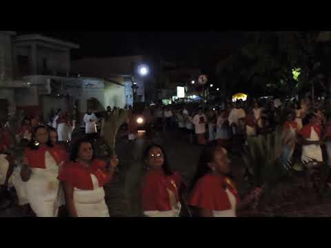 Procissão de Ramos 2019 - Mauriti CE