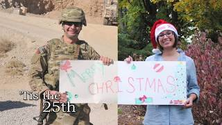 Five For Fighting / Jim Brickman - Christmas Where You Are [Official Lyric Video]