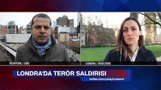 İngiltere'de yaşanan terör saldırısının perde arkası - 5N1K 25 Mart 2017 Cumartesi