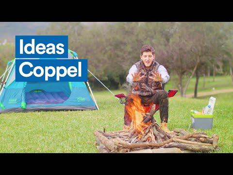 Tips para salir de campamento   Coppel