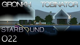Best of Gronkh & Tobinator - Starbound - Teil 22 [Full-HD]