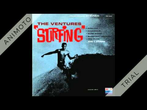 VENTURES surfing Side One