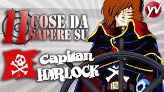 11 cose che non sapevi su Capitan Harlock