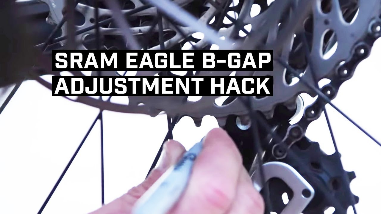 For SRAM Eagle GX NX 12 Speed Rear Derailleur Chain Gaps Adjustment Gauge Tool
