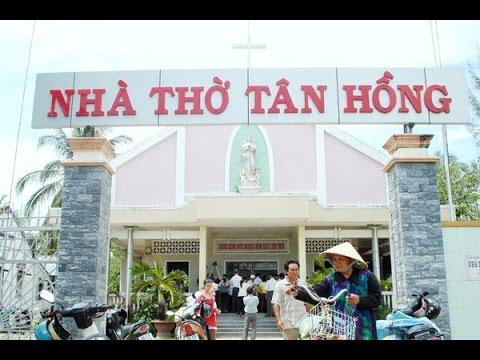 Trực tiếp: Thánh lễ Khánh thành Nhà thờ Tân Hồng 10h ngày 21/4/2016 ̣Chủ tế GM Phero Nguyễn Văn Khảm