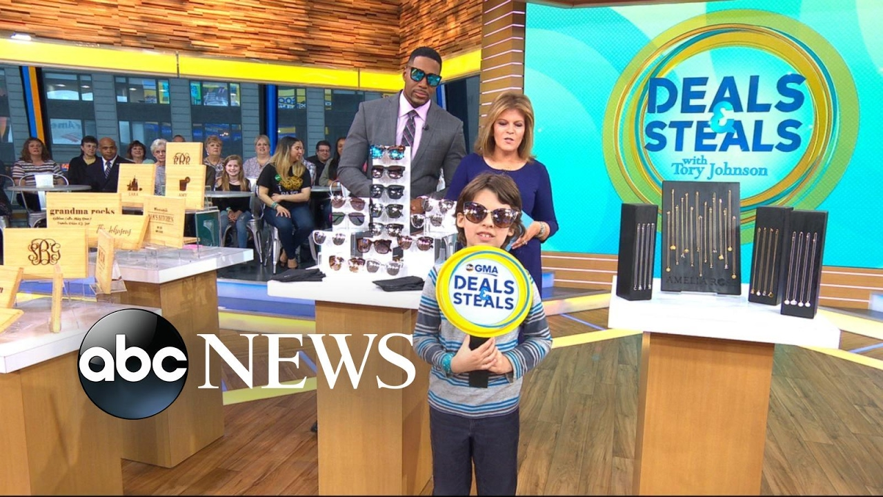 Good Morning America Deals And Steals September 2014 : Gma steal and deals lamoureph