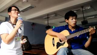 Bay lên nhé - Chào K36 (guitar)