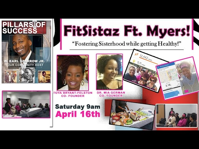 [4-16-2016] CTV Pillars of Success with Studio Guest Toya Bryant-Felston & Dr. Mia German