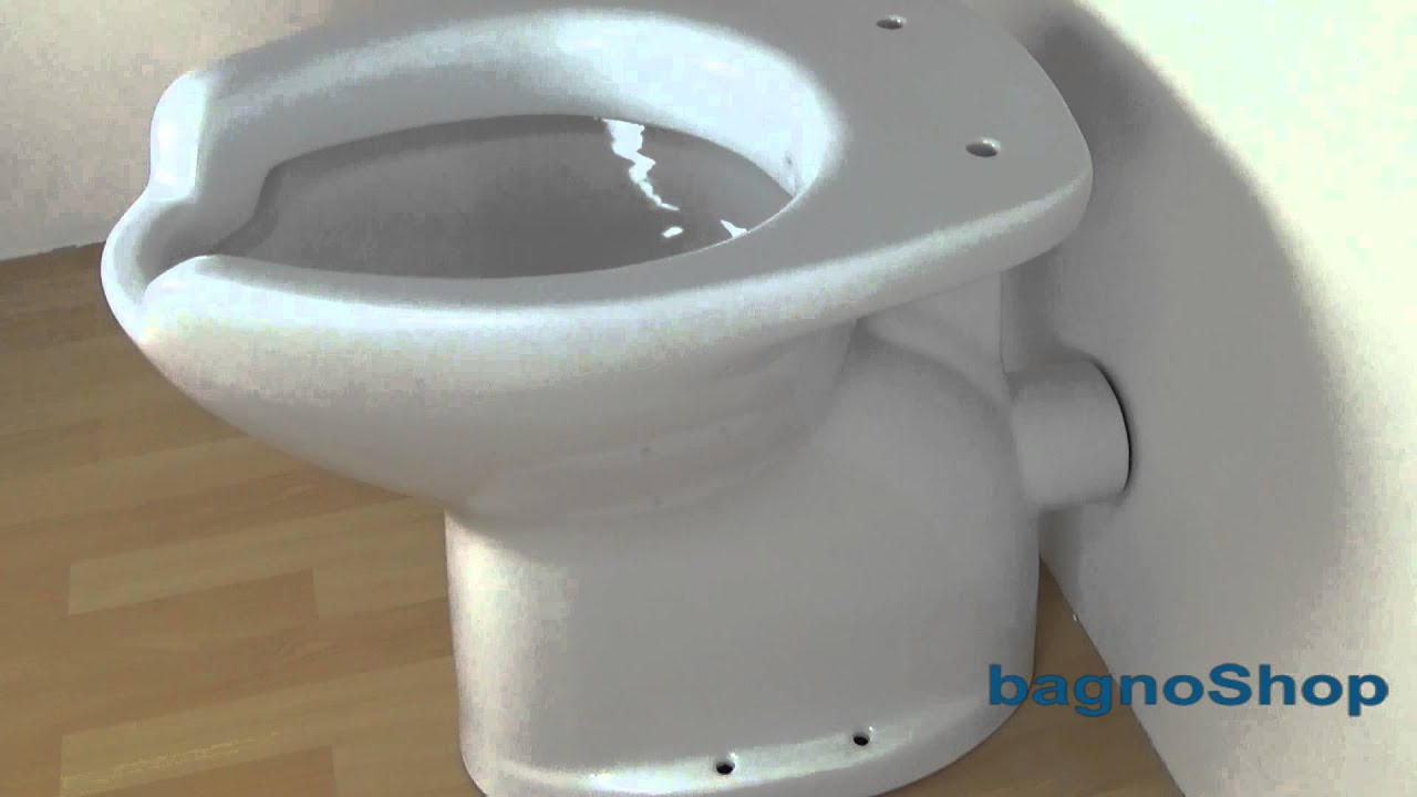 Vaso Bidet Per Disabili Youtube