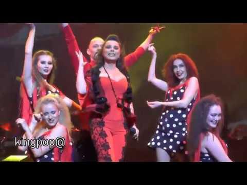 Наташа Королева - Не отпускай меня из своих рук / шоу Ягодка БКЗ Октябрьский 2019