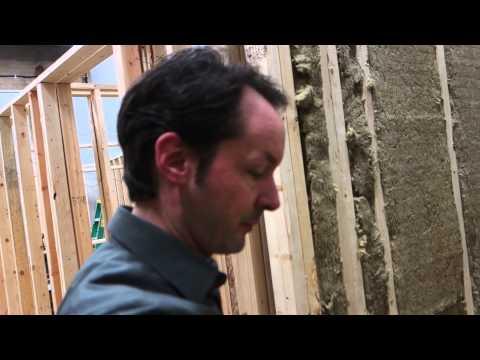 Captain's Blog Recording Studio Construction Day 2