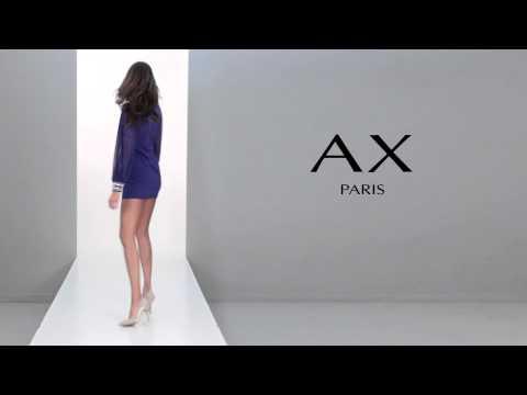 24studio - Jewel Trim Dress By AX Paris