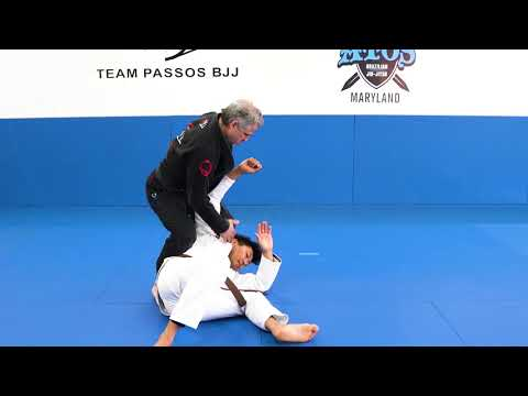 BASIC JIU JITSU SELF-DEFENSE : FROM STANDING - ROUND PUNCH DEFENSE