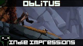 Indie Impressions - Oblitus