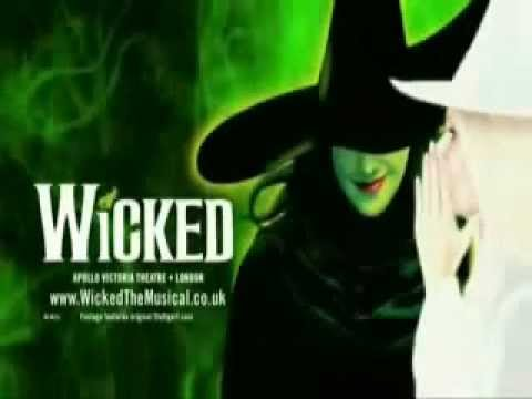 Wicked The Musical London Trailer