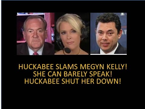 Video Clip That Got Trump Elected! Huckabee Slams Megyn! Shut Kelly Down Like Donald Trump Jr. Did!