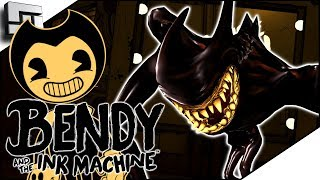 THE ENDING BOSS! Beast Bendy! Bendy and The Ink Machine Gameplay E8