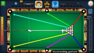 HOW TO POT 5 BALLS ON THE BREAK IN 8 BALL POOL...(Bald Eagle Cue)