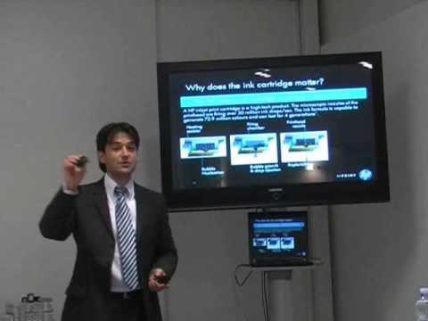 Tour HP Science of Supplies 2010: la tappa italiana @Milano