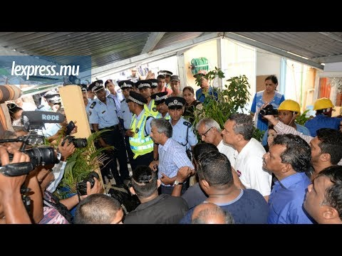 Metro Express: évacuation forcée pour Azam Rujubali