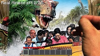 Making JURASSIC PARK THE RIDE