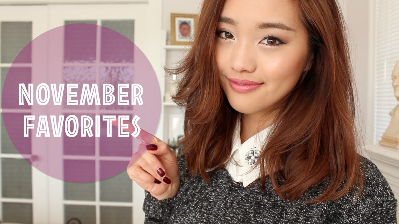 November Favorites 2013 Youtube