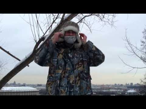 Мужская шапка ушанка для охоты и рыбалкииз YouTube · Длительность: 1 мин50 с