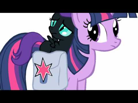 Twilight Sparkle and Nyx - When She Loved Me