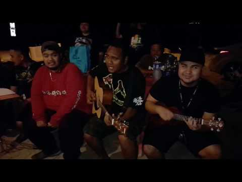 Lonely Days (J Boog & Fiji) - Live Cover by Keoni and the Mango Sessions Family