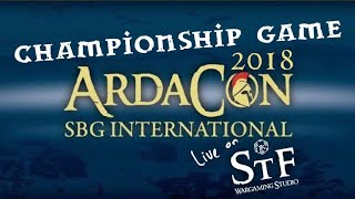 Ardacon Coverage - World Championship Finale