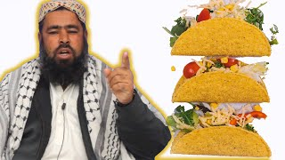 Tribal People Try Mexican Food For The First Time