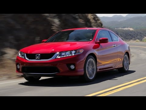 Honda Accord Coupe Review: Stranger In A Strange Land. (FWD Mash-up Pt.3) – Everyday Driver