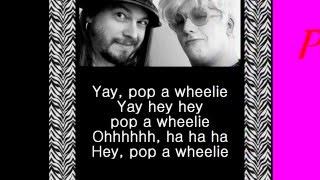 Larry Banilow -- Karaoke -- Pop a Wheelie