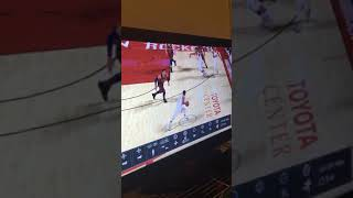 Ankle Breaker ended this cavaliers whole career
