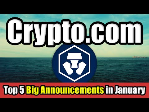 Top 5 Big Announcements for Crypto.com in January 2021 | Best Place to Buy Altcoins? | Crypto News