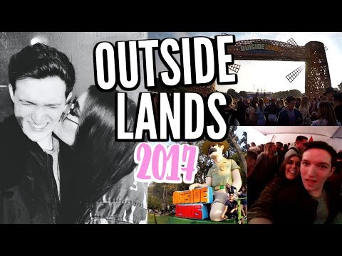OUTSIDE LANDS 2017 Vlog | Music Festival San Francisco, CA ♡ Deanna Borocz