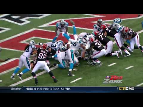NFL RedZone Every Touchdown 2011 Week 6