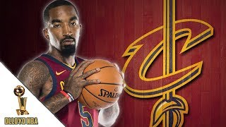 J.r. smith is frustrated about being benched for dwyane wade!!! did the cavs make the right choice?