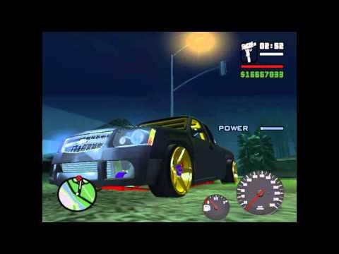 เปลี่ยนแนวลองรถกระบะบ้าง Gta mod zone Tak