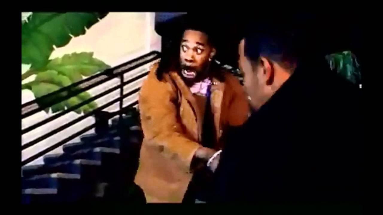 Dr. Dre and Busta Rhymes cameo in Who Framed Roger Rabbit - YouTube