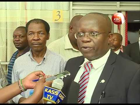 National Olympic Committee of Kenya could face IOC sanctions