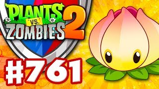 Power Lily Boosterama! Arena! - Plants vs. Zombies 2 - Gameplay Walkthrough Part 761