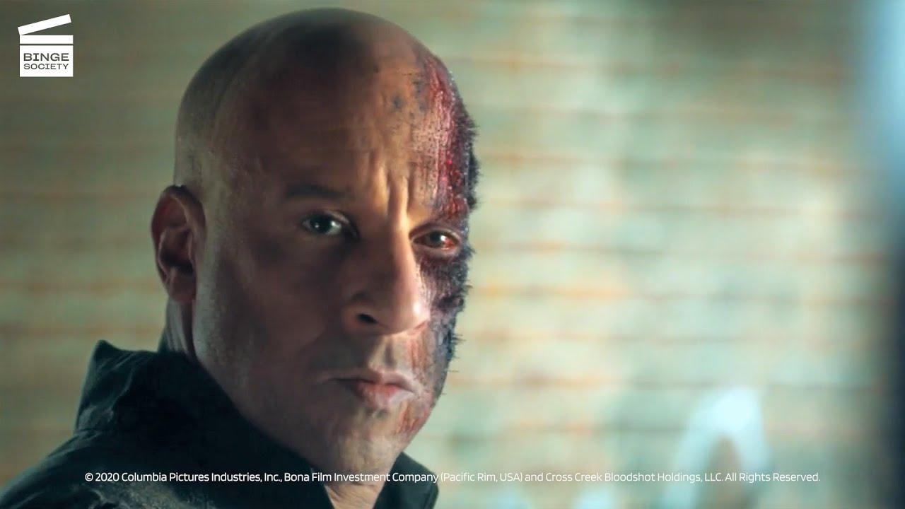 Download Bloodshot : Attaque de cyborgs (CLIP HD)