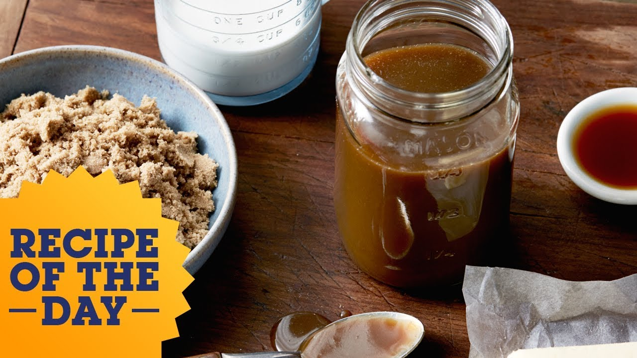 Recipe of the day the pioneer womans super easy caramel sauce recipe of the day the pioneer womans super easy caramel sauce food network forumfinder Images