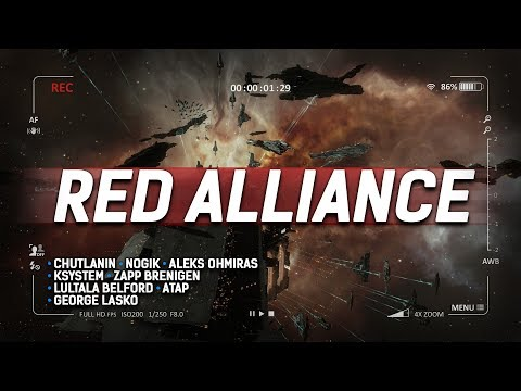 EVE Online: Red Alliance 2019