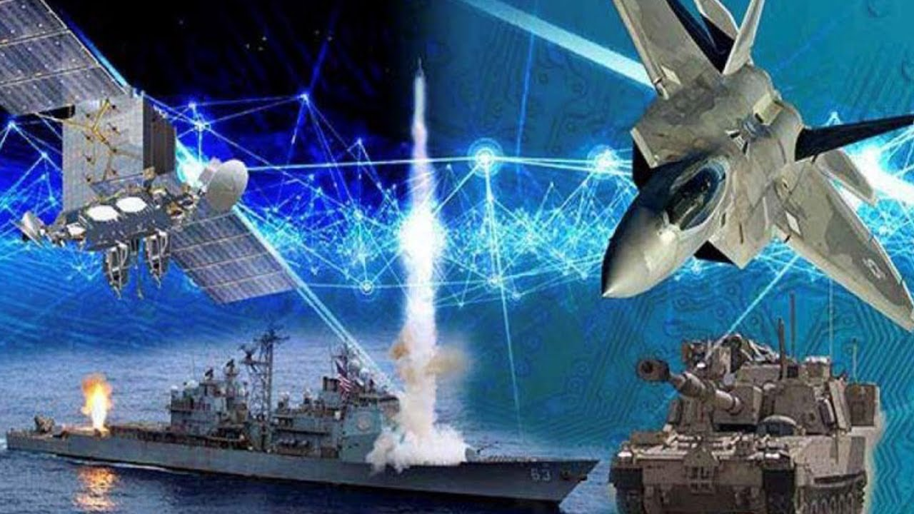 US Military • Joint All Domain Operations • Feb 2021