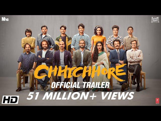 Chhichhore Review - Chhichhore Hindi Movie Review by Piyush
